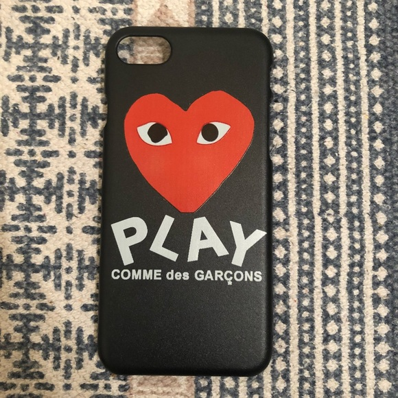competitive price b9f9c b1356 Comme de garçons iPhone case 6/7/8